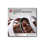 AutoCAD Mechanical 2017 - New Subscription (3 years) + Advanced Support - 1 seat - commercial, promo - FY17 Q3 Global Field Promotion - ELD - VCP, Single-user, SPZD - Win