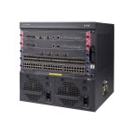 7503 - Switch - L4-L7 - managed - rack-mountable - factory integrated