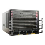 10504 Switch Chassis - Switch - rack-mountable - factory integrated