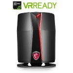 VORTEX G65VR SLI-091 Intel Core i7-6700HQ Quad-Core 4.0GHz Desktop - 32GB RAM, 512GB SSD + 1TB HDD, Gigabit Ethernet, 802.11ac, Bluetooth, Aluminum Black