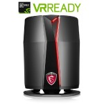 Vortex G65VR -096 Intel Core i7-6700HQ Quad-Core 4.0GHz Desktop - 32GB RAM, 256GB SSD + 1TB HDD, Gigabit Ethernet, 802.11ac, Bluetooth, Aluminum Black