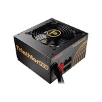 Triathlor Eco ETL550AWT-M - Power supply ( internal ) - 80 PLUS Bronze - AC 100-240 V - 550 Watt - active PFC
