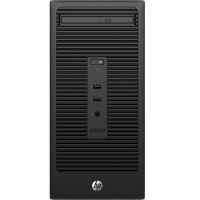 HP Inc. 280 G2 - Micro tower - 1 x Core i5 6500 / 3.2 GHz - RAM 4 GB - HDD 500 GB - DVD SuperMulti - HD Graphics 530 - GigE - Win 7 Pro 64-bit (includes Win 10 Pro 64-bit License) - monitor: none T6W22UT#ABA