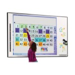 "eno 2810 - Interactive whiteboard - 96"" - 83.5 x 46.9 in - wireless - Bluetooth - USB wireless receiver"