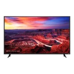 "SmartCast E55-E2 Ultra HD Home Theater Display - 55"" Class ( 54.64"" viewable ) - E Series LED display - 4K UHD (2160p) - full array, local dimming, D-LED Backlight"