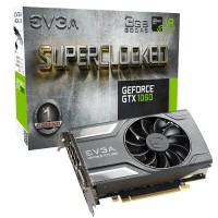Evga GeForce GTX 1060 SC Gaming - Graphics card - GF GTX 1060 - 3 GB GDDR5 - PCIe 3.0 x16 - DVI, HDMI, 3 x DisplayPort 03G-P4-6162-KR