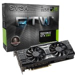 GeForce GTX 1060 FTW+ GAMING ACX 3.0 - Graphics card - GF GTX 1060 - 3 GB GDDR5 - PCIe 3.0 x16 - DVI, HDMI, 3 x DisplayPort