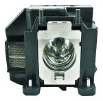 Projector lamp (equivalent to: Epson V13H010L67) - 4000 hour(s) - for Epson EB-S02, S11, W110, X11, X12, X15, EH-TW480, TW550, VS210, VS310, VS315