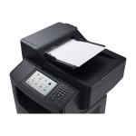 Multifunction Laser Printer B3465DNF - Multifunction printer - B/W - laser - Legal (media) - up to 47 ppm (copying) - up to 47 ppm (printing) - 650 sheets - USB 2.0, Gigabit LAN, USB host