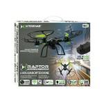 Raptor Aerial Quadcopter with HD Camera