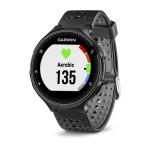 Forerunner 235 GPS Silicone Running Watch - Black/Gray - Refurbished