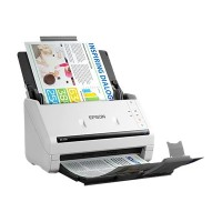 Epson DS-530 - Document scanner - Duplex - Legal - 600 dpi x 600 dpi - up to 35 ppm (mono) / up to 35 ppm (color) - ADF ( 50 sheets ) - up to 4000 scans per day - USB 3.0 B11B236201
