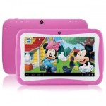 Wopad 7-inch Android 5.1.1 (Lollipop) Kids Tablet - 8GB - Pink