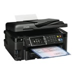 WF-3620 MICR SecureUV - Multifunction printer - color - ink-jet - A4 (8.25 in x 11.7 in) (original) - A4/Legal (media) - up to 17 ppm (copying) - up to 19 ppm (printing) - 250 sheets - 33.6 Kbps - USB 2.0, LAN, Wi-Fi(n)