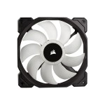 Air Series LED SP120 RGB High Performance - Case fan - 120 mm - white, blue, yellow, red, green, orange, violet (pack of 3)