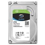 SkyHawk Surveillance HDD - Hard drive - 4 TB - SATA 6Gb/s - buffer: 64 MB