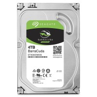 "Seagate Barracuda ST4000DM005 - Hard drive - 4 TB - internal - 3.5"" - SATA 6Gb/s - buffer: 64 MB ST4000DM005"