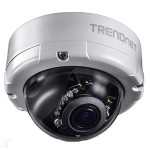 TV IP345PI - Network surveillance camera - dome - outdoor - weatherproof - color (Day&Night) - 4 MP - 2688 x 1520 - motorized - audio - LAN 10/100 - MJPEG, H.264 - PoE