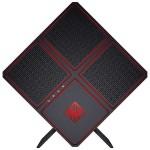 Omen X 900-010 Gaming Desktop PC - Intel Core i7-6700K 4GHz Quad-Core Processor, 8GB DDR4 RAM, 2TB HDD + 256GB SSD, AMD Radeon RX 480 Graphics, Windows 10 Home 64-bit