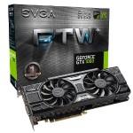 GeForce GTX 1060 FTW+ GAMING ACX 3.0 - Graphics card - GF GTX 1060 - 6 GB GDDR5 - PCIe 3.0 x16 - DVI, HDMI, 3 x DisplayPort