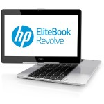 "HP Inc. EliteBook Revolve 810 G1 Intel Core i5-3437U Dual-Core 1.90GHz Tablet PC - 4GB RAM, 128GB SSD, 11.6"" LED-backlit HD, Gigabit Ethernet, 802.11a/b/g/n, Bluetooth, Webcam, 3-cell 24Wh Li-ion Polymer, Silver - Refurbished M-OLHP810/1.9CI5"