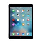 iPad Air Wi-Fi+Cellular 32GB - Space Gray Verizon (iOS 9) (Open Box Product, Limited Availability, No Back Orders)