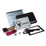 960GB SSDNow UV400 SATA 3 2.5 (7mm height) Upgrade Bundle Kit