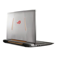 "ASUS ROG G752VS XB78K - OC Edition - Core i7 6820HK / 2.7 GHz - Win 10 Pro 64-bit - 64 GB RAM - 512 GB SSD NVM Express (NVMe) + 1 TB HDD - DVD-Writer - 17.3"" IPS 1920 x 1080 ( Full HD ) - GF GTX 1070 - 802.11ac, Bluetooth - titanium, cooper G752VS-XB78K"