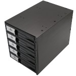 "3.5"" 5-BAY SATA/SAS HDD INTERNAL ENCLOSURE"