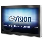 "I65 - 65"" Class - I-Series LED display - digital signage - with touchscreen - 1080p (Full HD) 1920 x 1080"