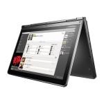 "ThinkPad Yoga 11e 20GA - Flip design - Celeron N3160 / 1.6 GHz - Win 10 Pro 64-bit - 4 GB RAM - 128 GB SSD - 11.6"" IPS touchscreen 1366 x 768 (HD) - HD Graphics 400 - Wi-Fi - graphite black"