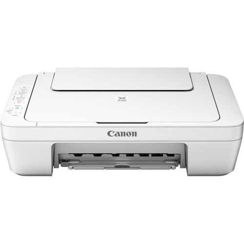 PIXMA MG3020 Wireless All-in-One Inkjet Printer - White