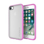 Octane Shock-Absorbing Co-Molded Case for iPhone 7 - Frost/Pink