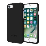 Edge Hard Shell Slider Case for iPhone 7 - Black
