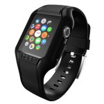 NGP Strap for Apple Watch 38mm - Black