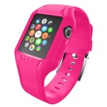 NGP Strap for Apple Watch 42mm - Pink