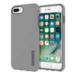 DualPro The Original Dual Layer Protective Case for iPhone 7 Plus - Gray/Charcoal
