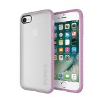 Octane Shock-Absorbing Co-Molded Case for iPhone 7 - Frost/Lavender