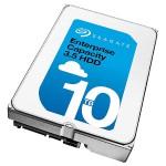 "Enterprise Capacity 3.5 HDD V.6 (Helium) ST10000NM0206 - Hard drive - 10 TB - internal - 3.5"" - SAS 12Gb/s - 7200 rpm - buffer: 256 MB"