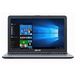 "90NB0B33-M12510 Intel Celeron N3050 Dual-core 1.6GHz Notebook PC - 4GB RAM, 500GB HDD, 15.6"" HD, 802.11bgn, Bluetooth 4.0, Silver"