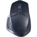 MX Master - Mouse - laser - 7 buttons - wireless - Bluetooth, 2.4 GHz - USB wireless receiver - navy blue