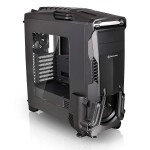 ThermalTake Versa N24 - Mid tower - ATX - no power supply ( PS/2 ) - black - USB/Audio CA-1G1-00M1WN-00