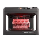 Replicator + - 3D printer - FDM - build size up to 295 x 195 x 165 mm - layer: 2.54 mil - USB, LAN, Wi-Fi(n)