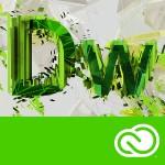 Dreamweaver CC Enterprise Licensing Subscription - Level 4 100+