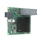 Flex System CN4054S - Network adapter - PCIe 3.0 x8 - 10Gb Ethernet / FCoE x 4 - FRU - for Flex System x280 X6 Compute Node; x480 X6 Compute Node; x880 X6 Compute Node