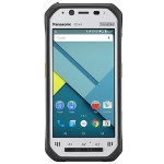 "Panasonic Toughpad FZ-N1 - Handheld - Android 5.1.1 (Lollipop) - 16 GB eMMC - 4.7"" VA (1280 x 720) - rear camera + front camera - barcode reader - microSD slot - Wi-Fi, NFC, Bluetooth - 4G - Verizon, AT&T FZ-N1ABCAZZM"