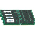 DDR4 - 128 GB: 4 x 32 GB - LRDIMM 288-pin - 2400 MHz / PC4-19200 - CL17 - 1.2 V - Load-Reduced - ECC