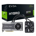 GeForce GTX 1070 FTW HYBRID GAMING - Graphics card - GF GTX 1070 - 8 GB GDDR5 - PCIe 3.0 x16 - DVI, HDMI, 3 x DisplayPort