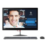 "ThinkCentre X1 10KE - All-in-one - with Orchid Tilt Stand - 1 x Core i5 6200U / 2.3 GHz - RAM 8 GB - SSD 256 GB - HD Graphics 520 - GigE - WLAN: 802.11a/b/g/n/ac, Bluetooth 4.1 - Win 10 Pro 64-bit - monitor: LED 23.8"" 1920 x 1080 (Full HD) - TopSeller"