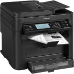 ImageCLASS MF249dw - Multifunction printer - B/W - laser - Legal (media) - up to 28 ppm (printing) - 250 sheets - USB 2.0, LAN, Wi-Fi(n)